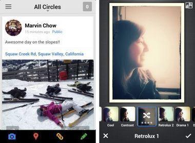 Google+ s'attaque à Instagram | Community management et Social Media | Scoop.it