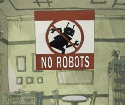 Watch this: 'No Robots', a short film by Yung-Han Chang | VIM | Scoop.it
