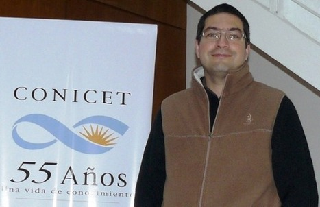 El director del CONICET La Plata recibió a científicos galardonados ... - LaPlataYa | Ciencia | Scoop.it