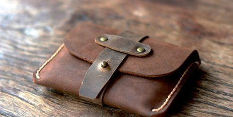 Consider Buying Cool Leather Wallets | Buy Coll Wallets | Scoop.it