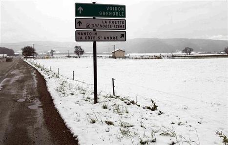 La Tour du Pin | Petites chutes de neige pour annoncer l'hiver | Tourisme en pays viennois | Scoop.it
