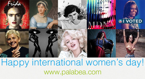 Top 10 influential women at Palabea - blog.palabea.com | Palabea - The speaking World | Scoop.it