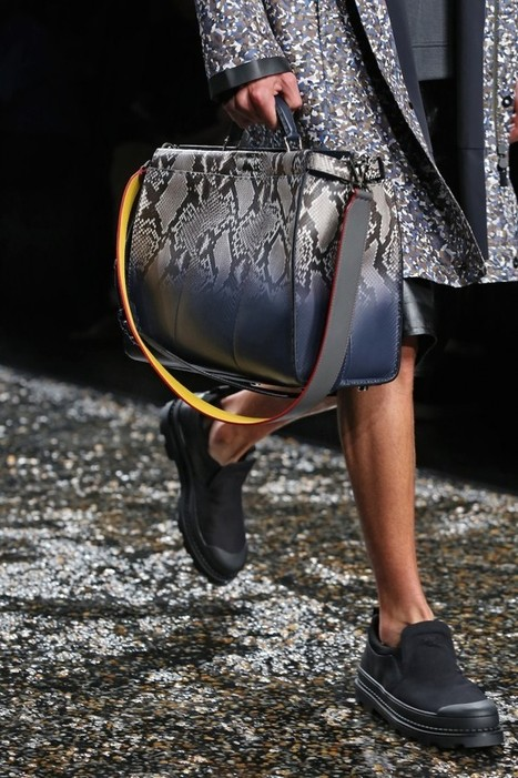Fendi Strap You Collection - STYLE RUG | Mens Fashion Updates! | Scoop.it