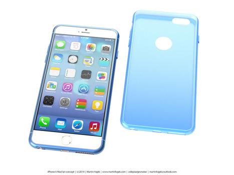 Hình ảnh iPhone 6 với phím nguồn mới | iPhone Giá Rẻ - iPhone VinaPhone | Game Mobile | Scoop.it