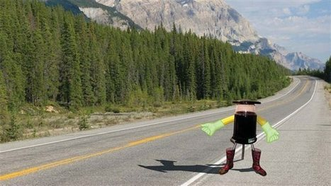 HitchBot : un robot auto-stoppeur sur les routes canadiennes | Conscience - Sagesse - Transformation - IC - Mutation | Scoop.it