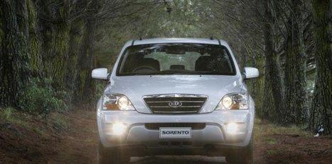 2007 Kia Sorento CRDi And 3.3 V6 | Kia Wiki | Jacob gadget | Scoop.it