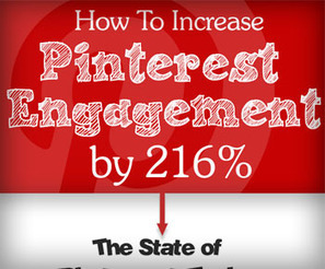 How to Increase Your Pinterest Engagement by 216% | AtDotCom Social media | Scoop.it