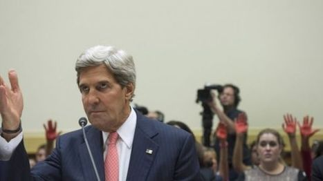 Kerry: Arabs offer to pay for Syria war - #PROSTITUTE #Kerry #Ketchup | Saif al Islam | Scoop.it