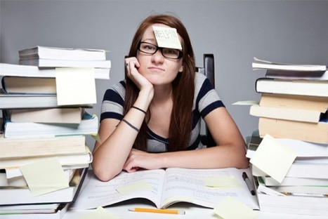 GCSE Revision Tips: How to Deal with Exam Stress | ExamTime | ExamTime | Scoop.it