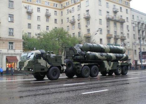 Les forces russes ont l'intention de déployer le système de défense aérienne S-400 en Crimée   Géopoli   Scoop.it