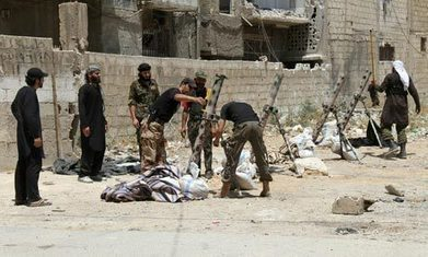 Al-Qaida in Syria is most serious terrorist threat to UK, says report - The Guardian   Terrorism   Scoop.it