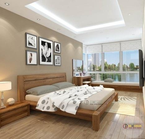 Tư vấn thiết kế nội thất phòng ngủ 15m2 | Thiet ke noi that chung cu Royal City | Scoop.it