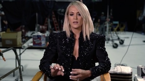 Go Behind the Scenes of Carrie Underwood's 'Dirty Laundry' | Country Music Today | Scoop.it