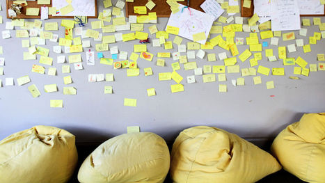 How The Post-it Note Could Become The Latest Innovation Technology | Visual Thinking | Scoop.it