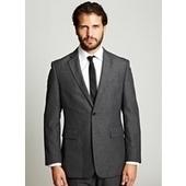 Grey Machine Washable Suit Jacket - Just Be Fancy | Online Clothes for Men | Scoop.it