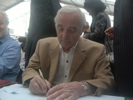 [Evénement] Goldman et Aznavour préparent un spectacle musical sur la Bataille de Normandie | Le Mag ornais.fr | Scoop.it