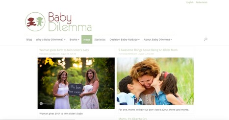 Baby Dilemma | Showcase of custom topics | Scoop.it