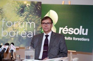Les coûts de production continuent de hanter Résolu - LaPresse.ca   Actu de la production forestiere française par François ROUSSELIN   Scoop.it