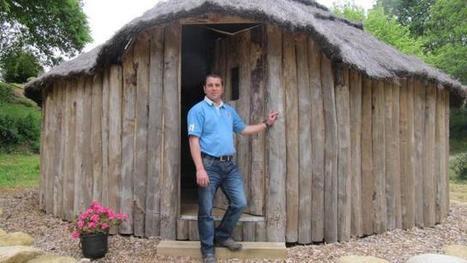 Le Celtic village propose des séjours en hutte gauloise   Hébergements touristiques, design et innovation   Scoop.it