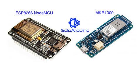 ¿Qué diferencias hay entre Arduino y el ESP8266? | Tecnologia, Robotica y algo mas | Scoop.it