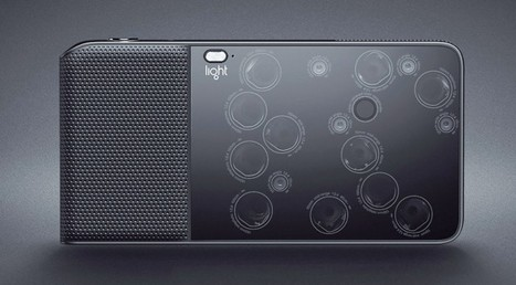 Light L16 packs 16 cameras into a single portable body | Digital Lifestyle Technologies | Scoop.it