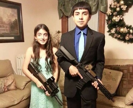 High School Students Facing Expulsion For Posting Photo With Air Rifles To Facebook | How to balance work-family life | Scoop.it