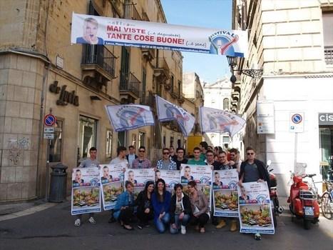 Lecce, studenti si inventano un lavoro. E incassano.   euronews Generation Y   Scoop.it