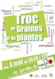 Troc de Graines et de Plantes 4 mai   Salies de Béarn Territoire en Transition   La communication et les réseau sociaux des PME   Scoop.it