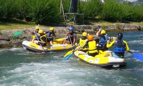 Un challenge multiactivité  très rafraîchissant | L'info tourisme en Aveyron | Scoop.it