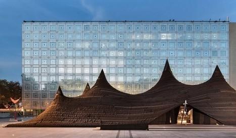 L'Institut du monde arabe dresse une tente marocaine éphémère | Dans l'actu | Doc' ESTP | Scoop.it