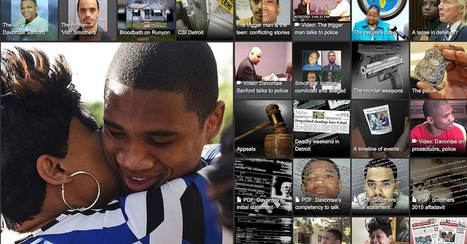 Davontae Sanford's road to freedom: An interactive study | SocialAction2014 | Scoop.it