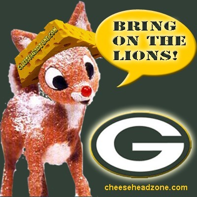 Rudolph Wants The Lions | Cool Stuff | Scoop.it