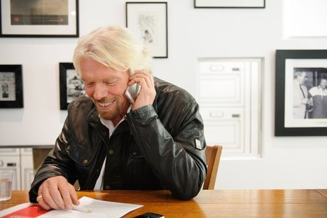 Richard Branson: My six tips for every young entrepreneur | ALBERTO CORRERA - QUADRI E DIRIGENTI TURISMO IN ITALIA | Scoop.it