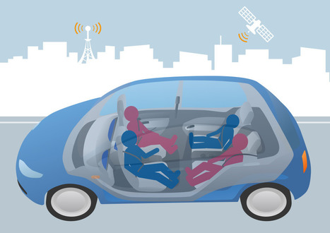 Marketing In The Fast Lane With Self-DrivingCars | Cycling Tigers | Scoop.it