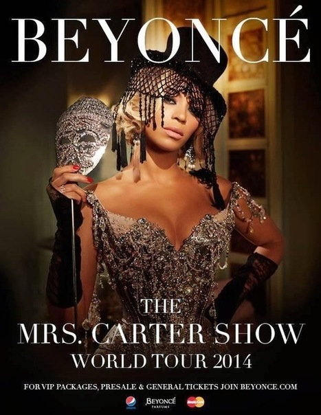 Beyoncé change les règles de l'industrie musicale et ... - Jules Fashion | Music marketing | Scoop.it