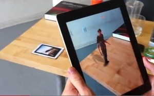 Augmented Reality Using Kinect and 3D Video on the iPad (Video ... | Augmented Reality & The Future of the Internet | Scoop.it