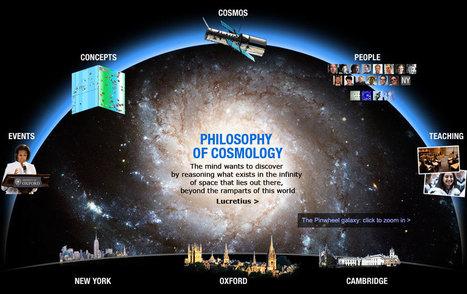 Philosophy of Cosmology | REASON & EXPERIENCE | Scoop.it