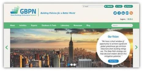 An Open Knowledge Platform on Building Energy Performance to Mitigate Climate Change | ICT for Education and Development | Scoop.it