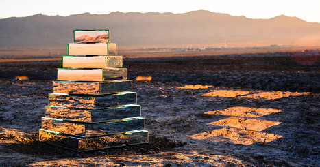 For a few days last October, a ziggurat-shaped stack of mirrored boxes stood in the Iranina desert | CLOVER ENTERPRISES ''THE ENTERTAINMENT OF CHOICE'' | Scoop.it