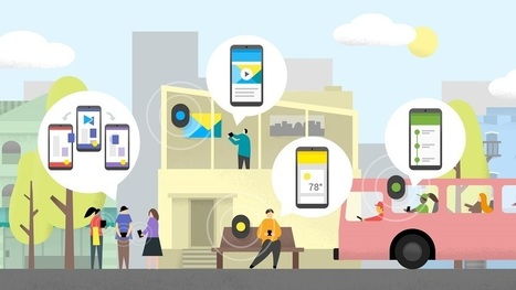 Google Takes on iBeacon With Eddystone - PC Mag   Digital Retail   Scoop.it