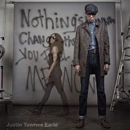 Album Stream: Justin Townes Earle - Nothing's Gonna Change The Way You Feel About Me Now | WNMC Music | Scoop.it