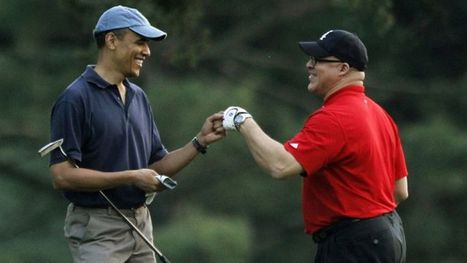 #BREAKING 'Obama 'golf pal' called 'hostile' witness 'Eric Whitaker' in 'Chicago Fraud case' [including FUNNELING > $3 Mil] | News You Can Use - NO PINKSLIME | Scoop.it