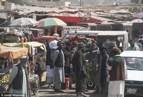 Afghan woman's family 'behead her and her lover and dump their bodies in graveyard in horrific honor killing'   Gender Inequality   Scoop.it