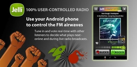 Jelli Radio - Android Apps on Google Play | Best of Android | Scoop.it