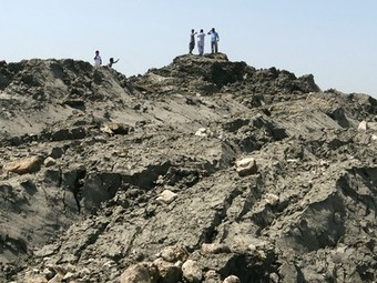 How Did the Pakistan Earthquake Create a Mud Island? | Scoops GGE | Scoop.it