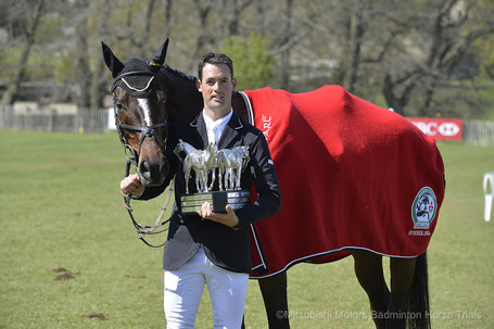 New Zealand Delivers, as First-Timer Jock Paget Wins 2013 4* Badminton Horse Trials --The Jurga Report | Fran Jurga: Equestrian Sport News | Scoop.it