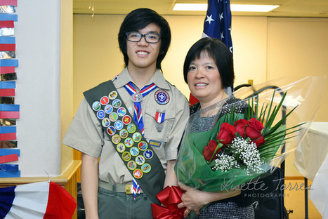 Bay Ridge Eagle Scout James Chin, a born leader   Boy Scouts of America   Scoop.it