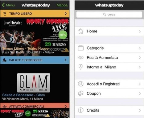 What's Up Today: un'app per monitorare offerte e promozioni - iPhoneItalia - Il blog italiano sull'Apple iPhone | Offerte Sconti, Coupon e Codici sconto | Scoop.it