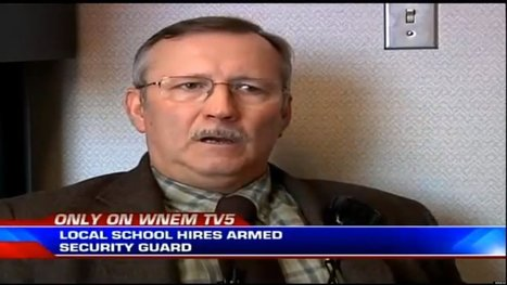 Newly Hired Armed Guard Leaves Gun Unattended In School Bathroom | READ WHAT I READ | Scoop.it