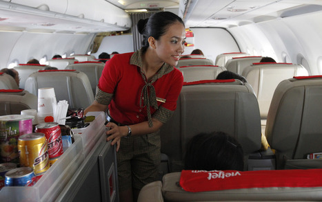 Flight attendant tells how she learned to recognize human trafficking and what you can do | What's going on in the world? | Scoop.it